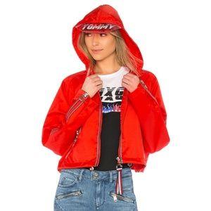 Tommy hilfiger Gigi Hadid Visor Cropped Jacket